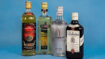 Може ли да се дезинфекцира с твърд алкохол?