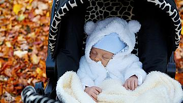 Как да изберете правилната количка за бебето ви?