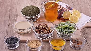 Сладка противогрипна рецепта за засилване на имунитета