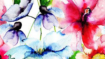 Експлозия от цветове в интериора - топ тенденция за сезона