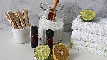 Как да използвате етеричните масла за почистване на дома