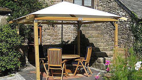 Градинската шатра (',палатка) - вашето райско кътче в двора