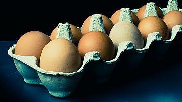 Как да разберем пресни ли са яйцата?