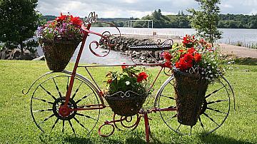 Страхотни идеи от старите велосипеди