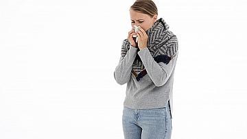 Ето как можем да спрем кашлицата и да се отървем от хремата чрез натурални средства