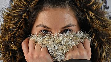 Как да предпазим кожата на лицето си от студа