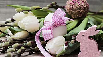 Как да подредим красиво масата за Великден