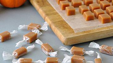 Домашни карамелени бонбони – лесно и бързо