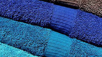 Килимче от хавлиени кърпи за банята