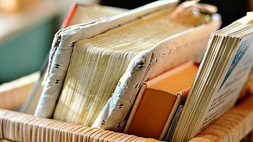 10 идеи как да подредите книгите у дома