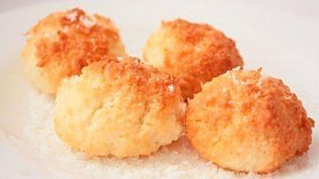 Как да си направим вкусни кокосови бисквитки за 15 минути