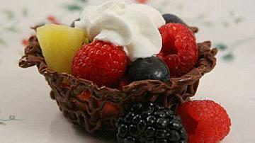 Как да изненадате гостите с необичаен десерт
