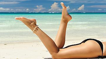 Красиви крака за лятото в 7 стъпки