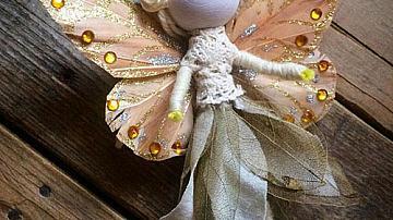 Да си направим красива кукла фея