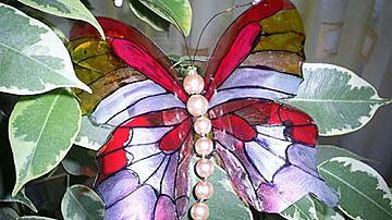 Да си направим красива пеперуда от пластмасова бутилка