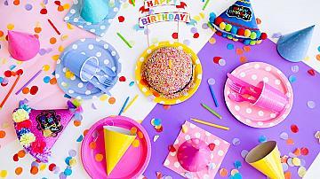 Детски рожден ден вкъщи – забавни сандвичи