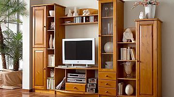 Пет причини да изберем мебели от дърво