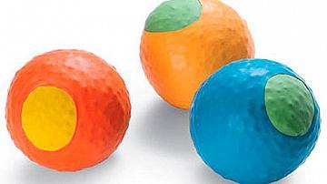 Лесна топка от балони и варива