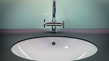 Как лесно да почистим и поддържаме мивката