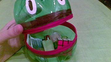 Как да си направим декоративна кутийка във формата на жабка