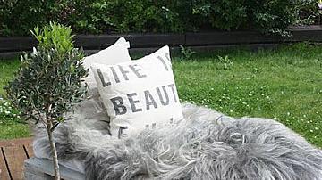 10 страхотни идеи от палети за градината