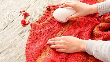 Как да премахнете ужасните топчета  от дрехите - 8 ИДЕИ