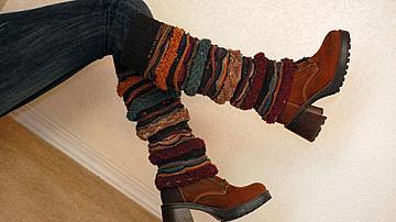 Нов живот за стария пуловер - няколко хитри идеи