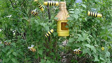 Да си направим рояк от пчели за градината