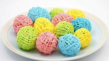 Сладки великденски яйца