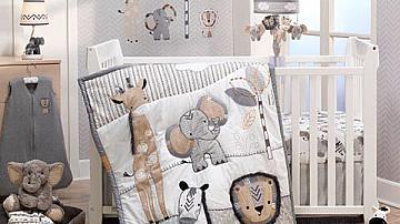 Идеи как да изберем спално бельо за бебето