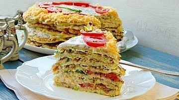 Страхотна рецепта: Торта от тиквички