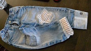 Как да удължите живота на детските джинси (',дънки)