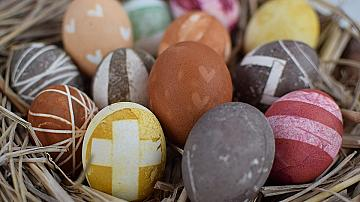 10 интересни идеи за декорация на великденски яйца