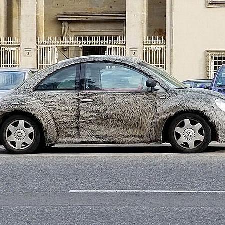 Странните превъплъщения на малкия Volkswagen Костенурка