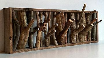 Оригинална ръчно направена закачалка